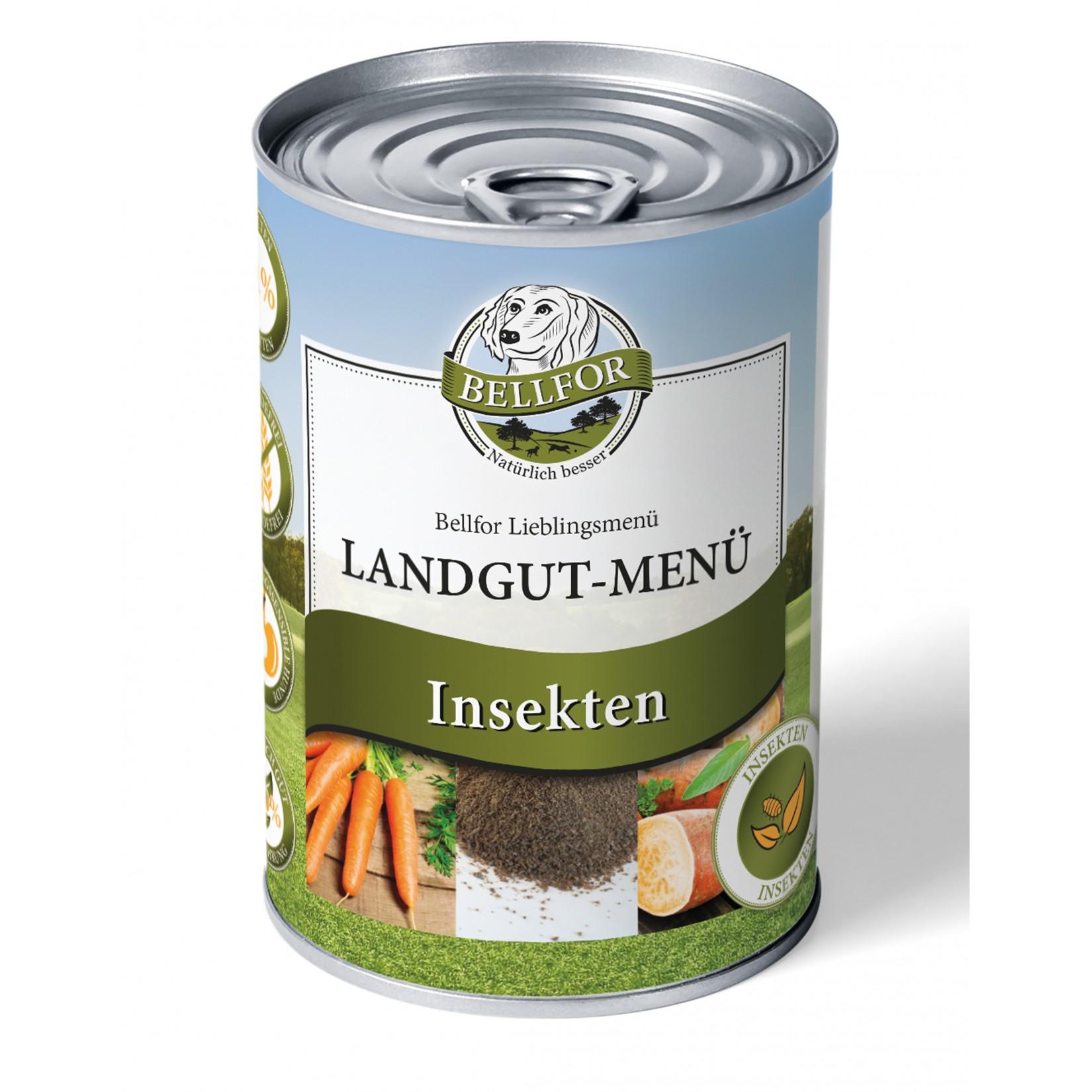 Bellfor Landgut-Menü