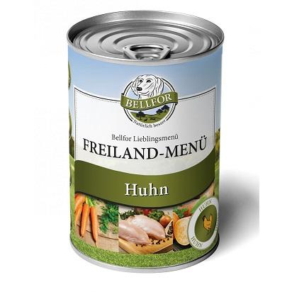 Bellfor Freiland-Menu nourriture humide 400g